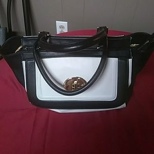 Emma Fox Leather Satchel
